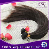 China supplier best selling products 4 pieces 100 virgin Peruvian huamn hair remy Malaysian hair straight weave wholesale