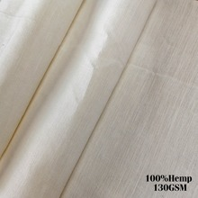 Wholesale Good Quality 100% Natural Pure Hemp Fabric
