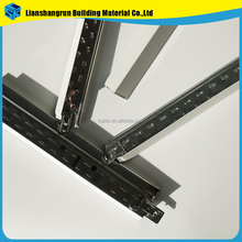 Top trade assurance supplier suspended t-bar grid for ceiling tiles