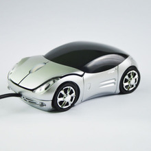 Good quality stock 3d car shape drivers usb optical mouse for computers