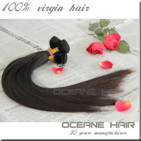 First class good feedback remy hair extension wholesale supply double drawn 26''28''30'' virgin indian straight hair