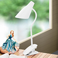 Portable office color temperature changing step-less energy saving led desk lamp