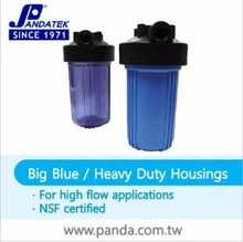 "Low Price filter cartridge, 3/4"" 30 inch water filter big blue housing for mineral water plant"