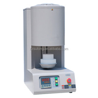 1700.C high temperature dental zirconia sintering furnace