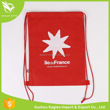 Eco-friendly customized hot shot backpack bag