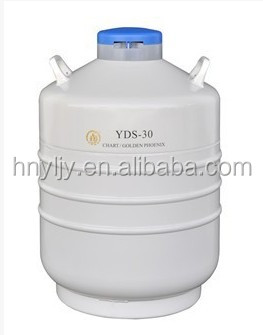 Liquid nitrogen containers for the storage type liquid nitrogen tank