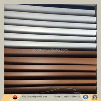 Durable Slat clear plastic curtain for sliding window