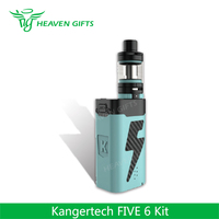HeavenGifts Large Stock 222W 8ml Kanger FIVE 6 Kit sigaretta elettronica