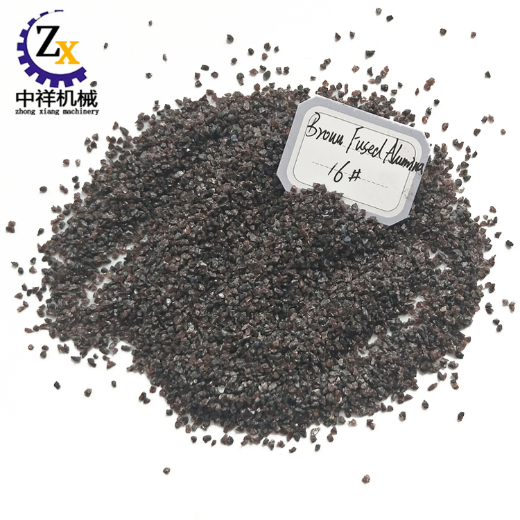 Price brown corundum powder/brown aluminium oxide/bfa brown fused alumina