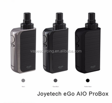 Alibaba Golden Supplier Wholesale Joyetech eGo AIO ProBox Kit, 2ml Joye eGo AIO ProBox Kit, 2100mAh eGo AIO ProBox e cigarette