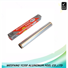 Good quality household aluminum foil roll/sheet tin foil for food wrapping foil(SGS,FDA,ISO,LFGB,BV,SEDEX,CE)