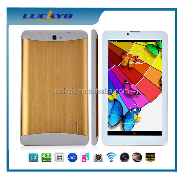 7 Inch High Definition Screen Ebook Google Market Tablet Pc Android 4.2 Dual Core