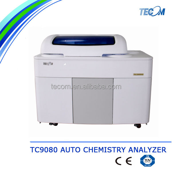 High Speed 800 Tests TC9080 Automatic Clinical Chemistry Analyzer