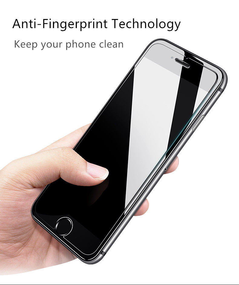 Allvcover iPhone tempered glass screen protector (6)