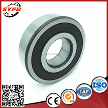 High load capacity long life 6000 series deep groove ball bearing for motorcycle engine parts