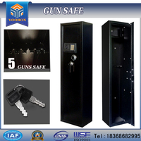 2017 YOOBOX new cabinet the digital electronic lock for gun cabinet and digital locks the gun safety box to army and electroni