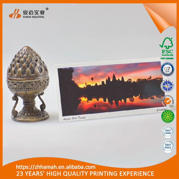 Latest hot sale modern products display sales promotion poster printing