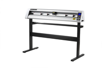 Graph Plotter with 3.0 LCD Touch Screen/48''Vinyl Sticker Plotter Cutter for Sale/Paper Cutting Plotter T-48L with Contour