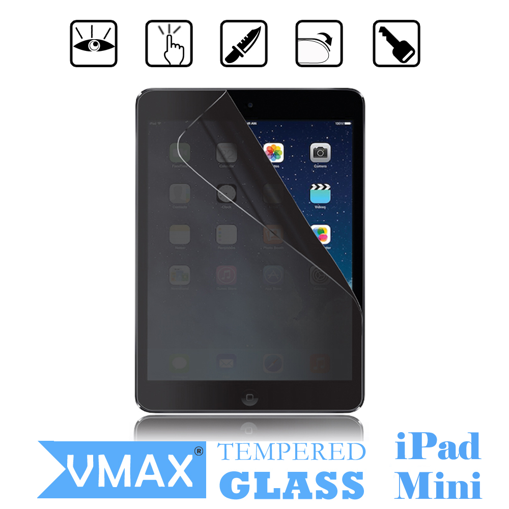 Premium quality waterproof private label screen protector for ipad mini