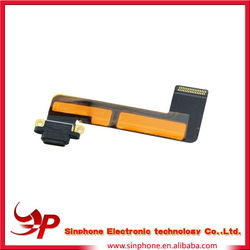 100% Brand new charging port flex cable for iPad Mini with factory price