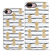 Custom Cute IMD Pineapple TPU Mobile Phone Case,Design Your Own Phone Case Factory