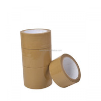 Water based acrylic weather proofing Brown BOPP adhesive Packing Tape