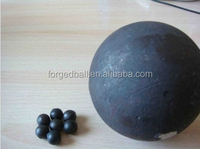 cement plant used forged steel grinding ball for iron ore