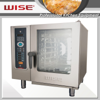 WISE Kitchen User-friendly Combi Oven and Steamer For Commerical Restaurant Use