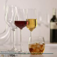 Sanzo Custom Glassware Manufacturer party personalized champagne glasses