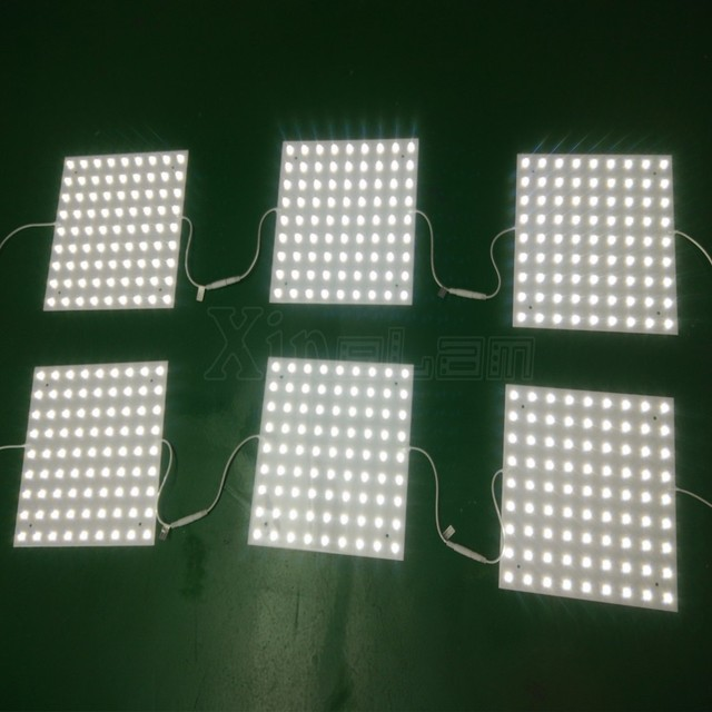 Input voltage DC12V (Optional DC24V) signs backlit 10x10 cm LED panel lighting