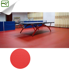 best selling eco-friendly pvc taraflex sports flooring for table tennis court