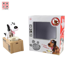 lovely dog piggy bank money box for sale