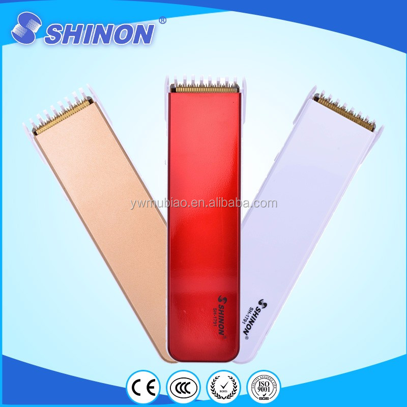 Replacebale battery brand professional mini hair trimmer PH-1791