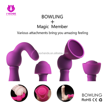 Hot selling adult sex toys magic wand massager for women multi orgasm