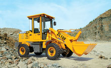 Best seller Kanghong ZL10F small construction equipment mini radlader for sale with ce