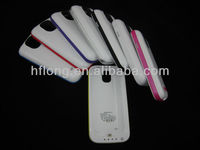 Hot!!! Large Capacity 4200mAh Charger Case for S4 Galaxy Sumsung I9500