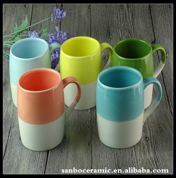 Color Changing Mighty Mug For Sublimation Sotck Colorful Mug Cup