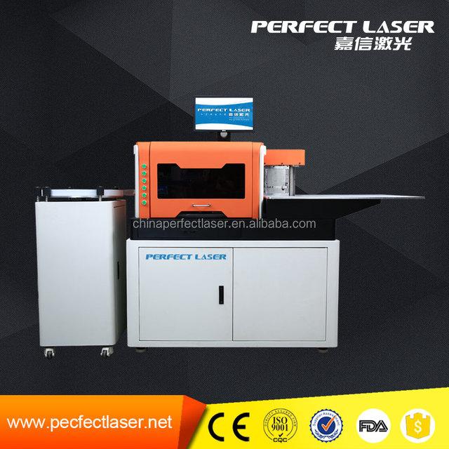 Air Pressure Feeding CNC Channel Letter Bending Machine