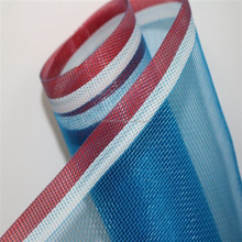 Plastic nylon screen netting blue nylon net fabric (to Thailand market)