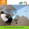 Polyurethane bathroom floor waterproof coating with elongation at break more than 800%
