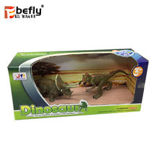 Cheap hollow small pvc toy dinosaur action figure
