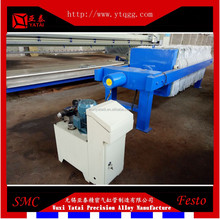 Factory Direct Sale Low Price Sludge Filter Press