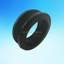 durable wire protective rubber silicone ring electric wire grommet