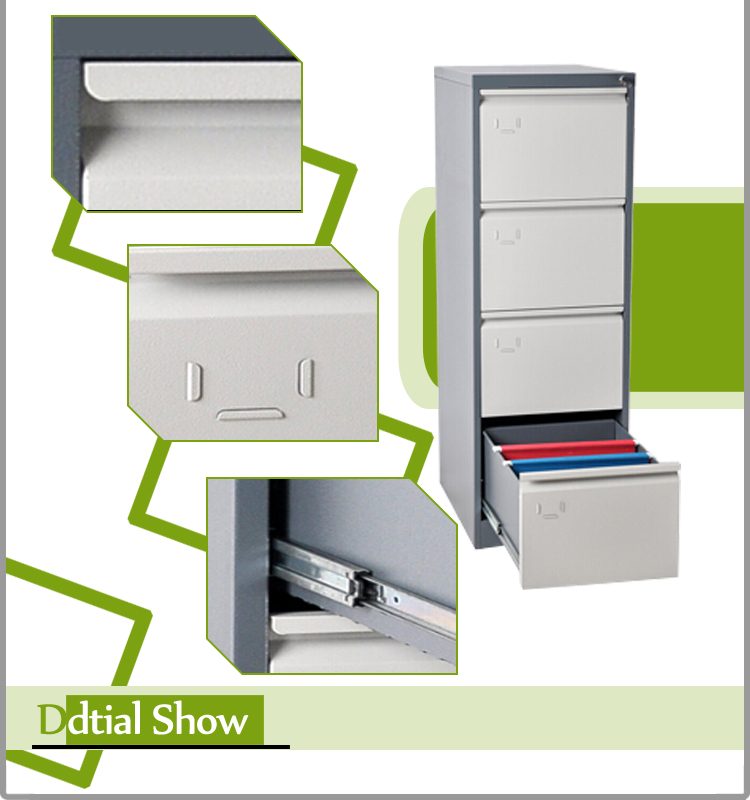 Alibaba furniture cheap vertical drawers metal filing for Aluminium kitchen cabinets in dubai