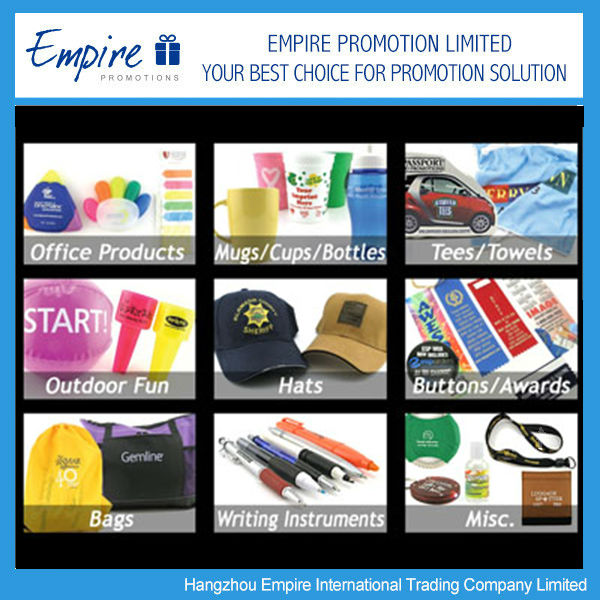 Advertising cheap new design branded promotion gift