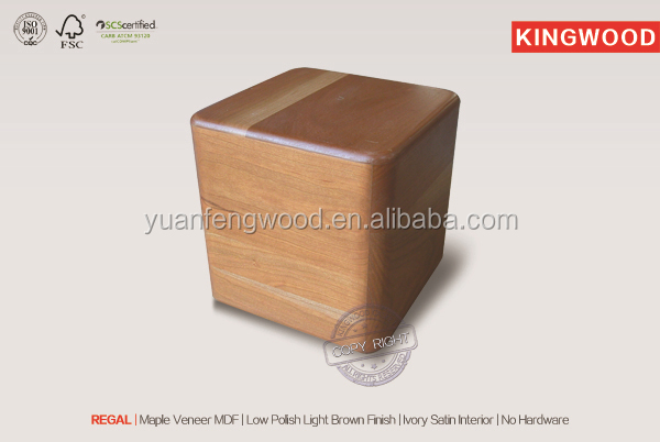 hardware 2015 REGAL import cheap goods from china funeral wood angel pet urn