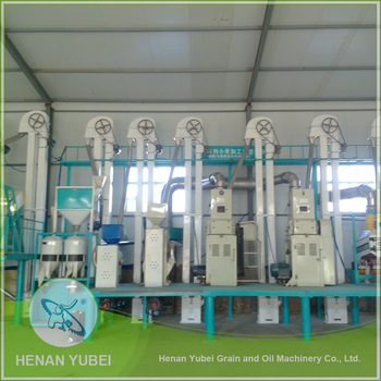 New Technology Millet Process Machine