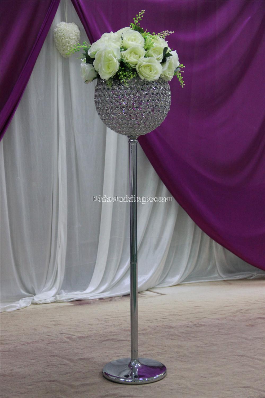 Ida Floor Vases Crystal Lighted Acrylic Stands Acrylic