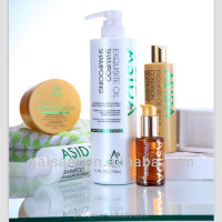 ASIDA Pure private label argan hair oil olive hair oil brands