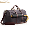 fashion design nylon travelling weekend bag men luggage duffle bag
